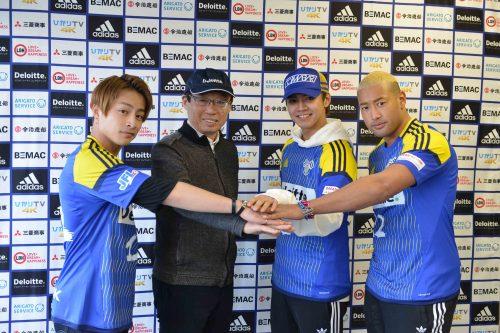 岡田武史氏オーナーのFC今治ホーム開幕戦にGENERATIONSメンバーが登場!