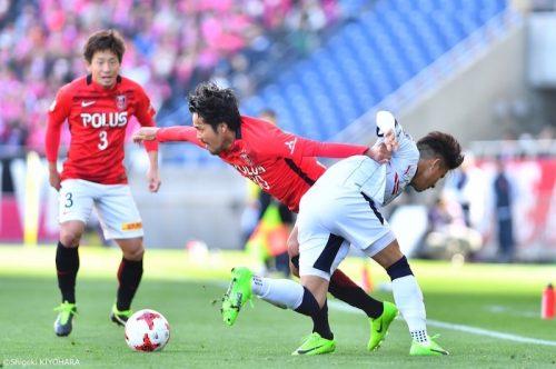 20170304 J1 Urawa vs SOsaka Kiyohara14