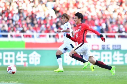 20170304 J1 Urawa vs SOsaka Kiyohara16