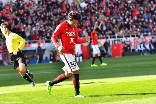 20170304 J1 Urawa vs SOsaka Kiyohara2