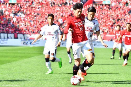 20170304 J1 Urawa vs SOsaka Kiyohara29