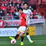 20170304 J1 Urawa vs SOsaka Kiyohara6