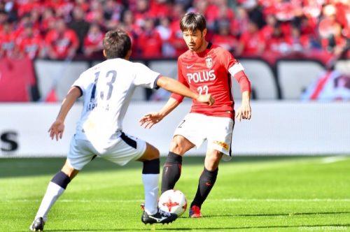 20170304 J1 Urawa vs SOsaka Kiyohara9