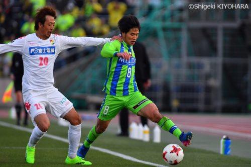20170325 J2 Shonan vs Chiba Kiyohara10