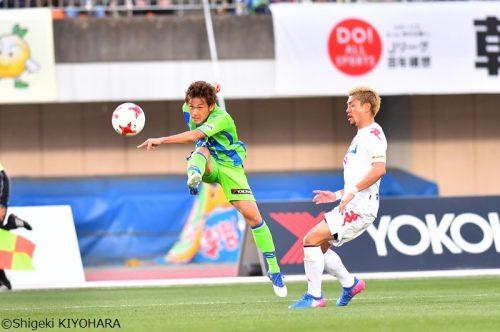 20170325 J2 Shonan vs Chiba Kiyohara11