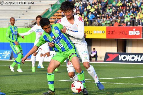 20170325 J2 Shonan vs Chiba Kiyohara20