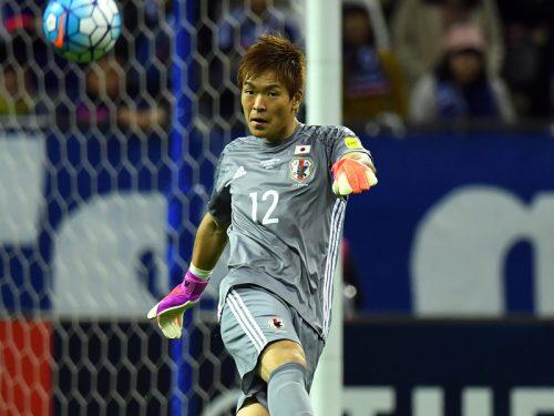 ●代表招集のGK西川、UAE戦へ抱負「ホームで負けた借りを返したい」