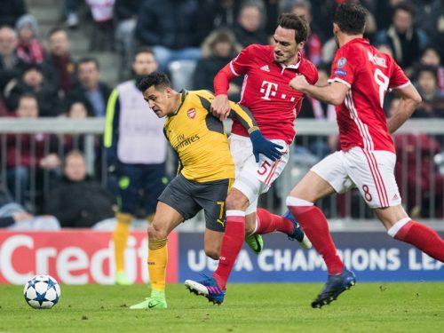 ●アーセナルはバイエルンから大量点を奪えるか…UEFAが予想スタメンを発表