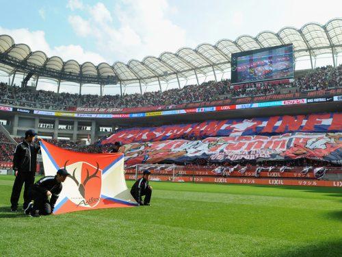 ●鹿島がブルネイでサッカー教室開催…中田浩二氏、名良橋晃氏が参加