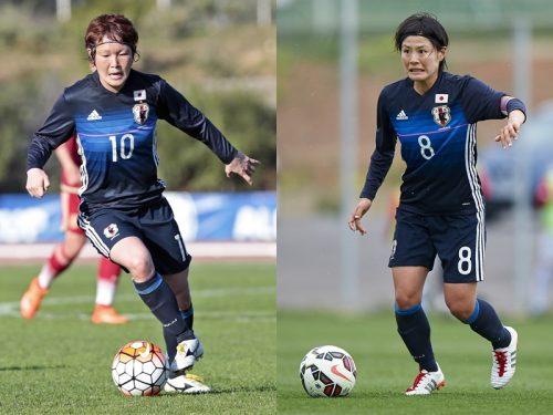 ●なでしこ、キリンチャレンジカップ2017に臨む23選手を発表…阪口や猶本らを招集、4名が初選出