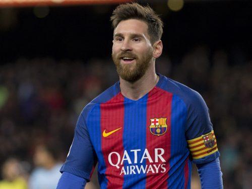 ●バルセロナがメッシに新契約を準備か…年俸42億円で契約延長を狙う