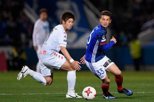 【動画あり】JリーグがJ1第2節のベストゴールを発表…横浜FMバブンスキーが連続受賞