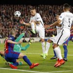 "UEFA Champions League""FC Barcelona v Paris Saint Germain"""