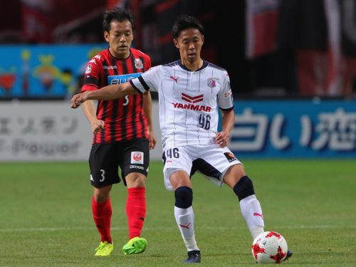 ●昇格組対決はドロー…ヨニッチ弾でC大阪が先制も、札幌が都倉ヘッドで追いつく