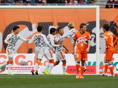 ●清水、鄭大世が2試合連続決勝点を決め2連勝…新潟は今季未勝利