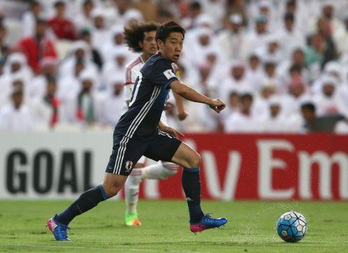 ●香川、2年ぶり代表復帰の今野に脱帽「チームで一番素晴らしい選手だった」