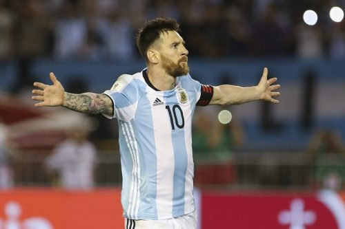 ●豪華攻撃陣共演のアルゼンチン、メッシのPK弾でチリに勝利…2連勝で3位浮上