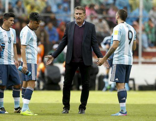 ●メッシ出場停止のアルゼンチン、ボリビアに痛い敗戦…高地で2失点完敗