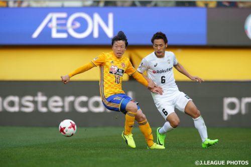 ●仙台、3.11開催のホームゲームを白星で飾れず…神戸が2発完封で開幕3連勝