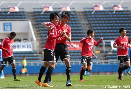 ●J3が開幕! 福島が田村翔太と星広太のゴールでYS横浜に完封勝利