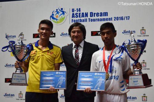 ●タイ開催のU14大会に日本から6クラブが参加、広がりを見せる東南アジアとJリーグの関係