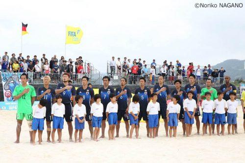 ●9度目のW杯に挑むビーチサッカー日本代表、ドイツに2連勝し決戦の地に出発