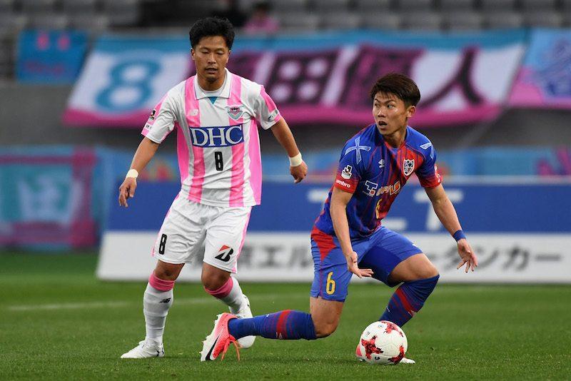 FC東京 サガン鳥栖