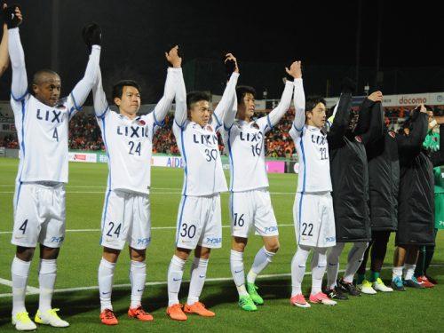 ●鹿島、J1最速でアウェイ通算200勝に到達…今季の3試合は全勝
