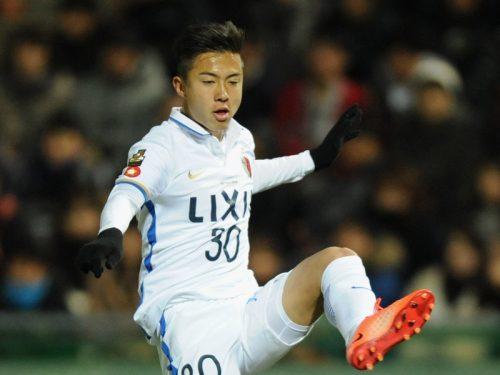 ●鹿島のルーキー安部がJ1初出場…内田篤人に次ぐクラブ3位の年少記録