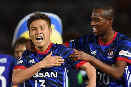 ●失点の悔しさ晴らす決勝弾…クラブ史に名を刻んだ横浜FM金井貢史