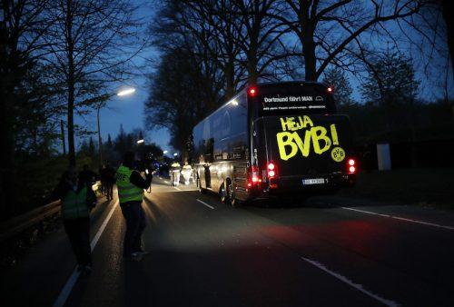 Borussia Dortmund Bus Explosion Injures One