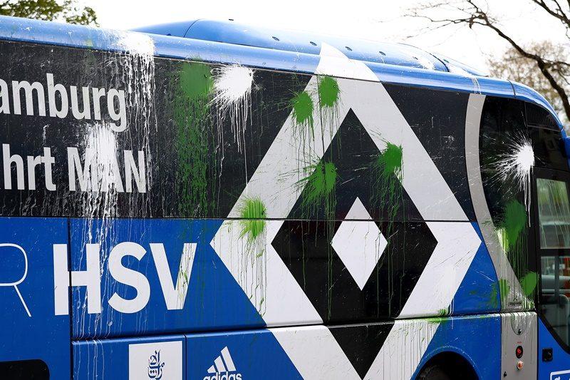 ハンブルガーSVチームバス