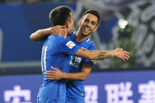 """""""爆買い""""中国リーグ、得点ランクトップ10はほぼ外国人選手…中国人選手1名のみ"""