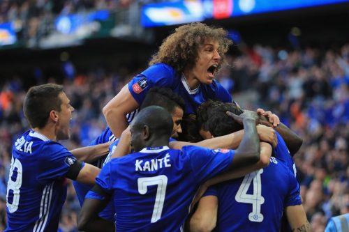 ●チェルシーがトッテナムを下しFA杯決勝進出! 途中出場のアザールが決勝弾