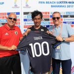 Japan v Poland - FIFA Beach Soccer World Cup Bahamas 2017