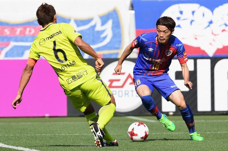 FC東京 広島