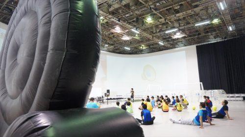 【日本初上陸!】サッカー×ダーツ=「フットダーツ」って何? 海外で人気急上昇中の新スポーツを体験してきた!