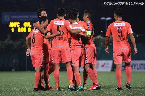 ●佐野翼が1試合で5得点の活躍、アルビ新潟Sが開幕から10試合負けなし