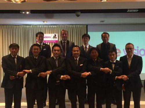 ●Jリーグ、アジアでの放映拡大に前進…タイの「true vision」がバンコクで会見