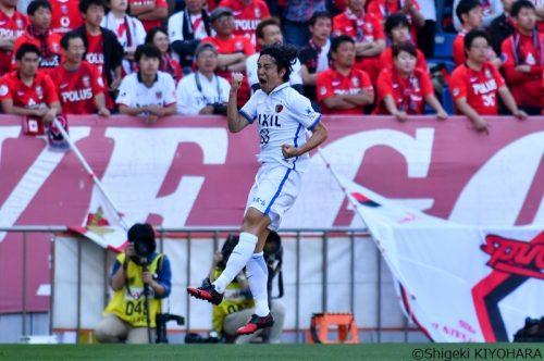 20170504 Urawa vs Kashima Kiyohara2