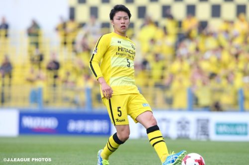●U-20W杯に挑む柏の中山雄太、本大会に向けて「出るからには優勝を目指す」
