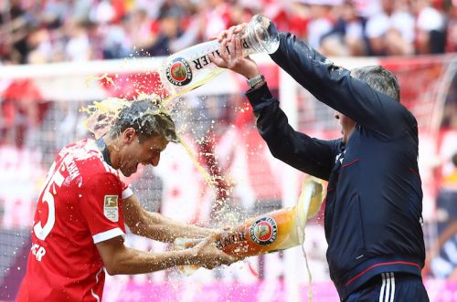 Bayern Muenchen v SC Freiburg - Bundesliga