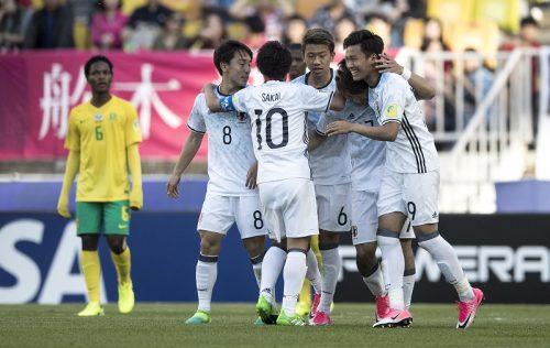 ●U-20日本代表、逆転勝利でW杯白星発進! 久保のアシストから堂安が決勝弾
