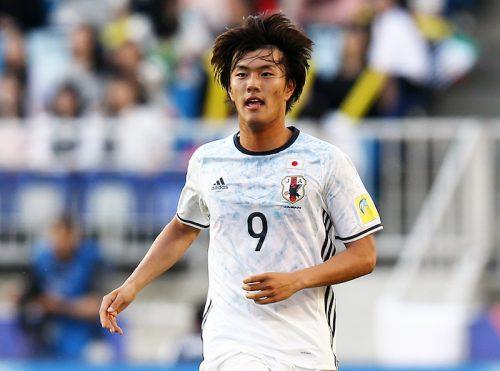 ●エースの仕事果たした小川、大会初ゴールは「バシッと決めたかった」