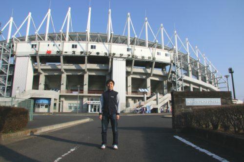 【サッカーに生きる人たち】この声でスタジアムをつくる|寺田 忍(水戸ホーリーホック スタジアムDJ)