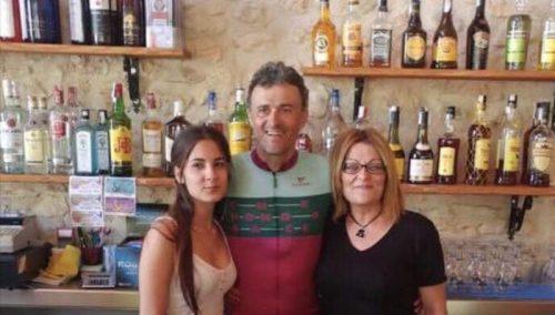 ●エンリケ監督の休日の過ごし方…自転車でカタルーニャの聖地巡りを楽しむ