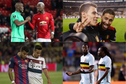 欧州トップリーグで活躍する現役の「兄弟サッカー選手」たち