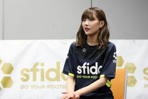 【インタビュー】Fリーグでも総選挙を!? 48グループを卒業した宮澤佐江がフットボールシーンを盛り上げる