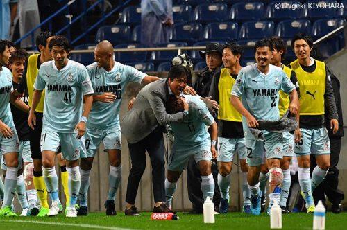 【動画】磐田が今季最多4得点で浦和を撃破! 明治安田生命J1リーグ第15節ハイライト