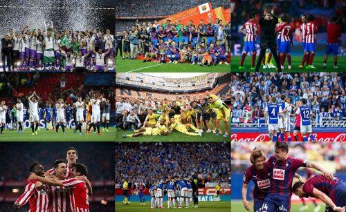 ●これを読めばすべてわかる!  リーガ・エスパニョーラ 16-17シーズン「全クラブ通信簿」(1位~10位編)